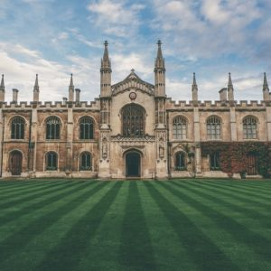 Cambridge Castle