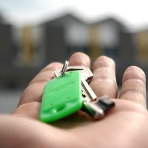 Key to property