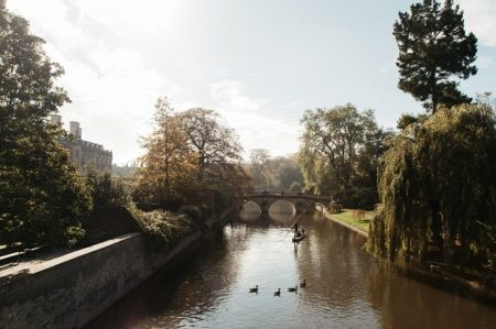 Cambridge view