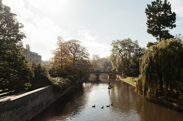 Types of accommodation in Cambridge - from the quirky to quintessential