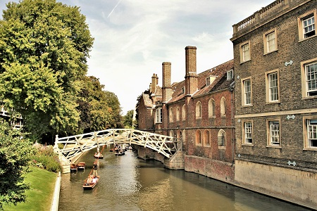Insta-worthy spots to capture around Cambridge