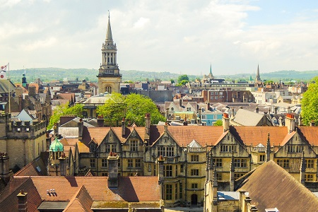 Forget the boat race – which city is best to live in? Cambridge vs Oxford