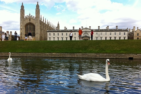 Guide to living and working in Cambridge for Americans