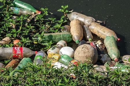 River rubbish
