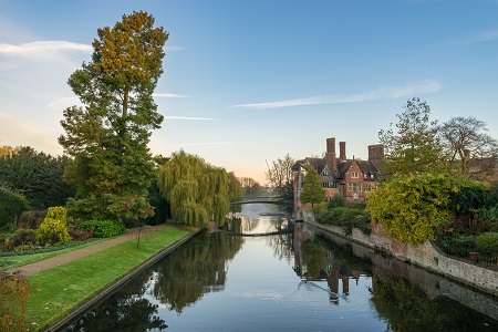 Top Five Free Things to Do in Cambridge