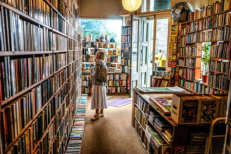 Why Cambridge is Bliss for Book Lovers