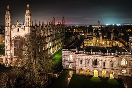 Cambridge at Night - Hot Spots and Must-visit Venues