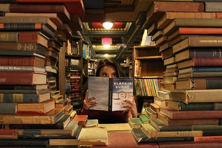 Literary spots