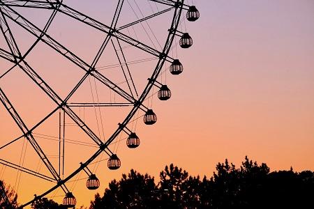 Cambridge viewing wheel